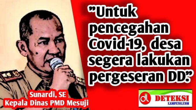Wawancara Khusus Kadis PMD Kabupaten Mesuji