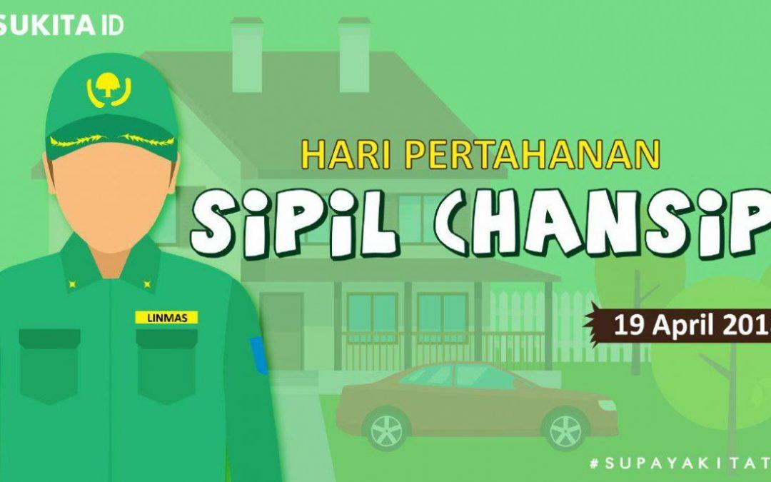 SEJARAH HARI INI PERINGATAN HARI PERTAHANAN SIPIL (HANSIP) DI INDONESIA